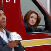 April in Ambulance