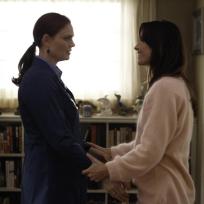 Brennan and Mom