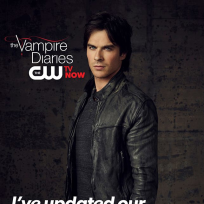 Damon Salvatore Valentine's Day Card