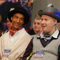 Abeds-pen-pal
