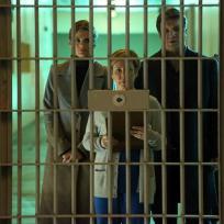 Visiting prison