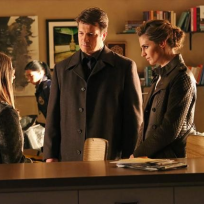 Beckett and Castle Team Up
