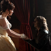 Rose McGowan on Once Upon a Time