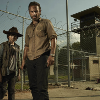 What grade would you give The Walking Dead Season 3?