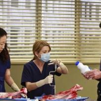 Mer, Cristina and Der