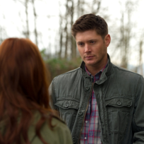 Shot of Dean