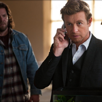 The Mentalist Season Finale Scene