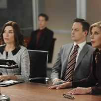 Grade The Good Wife Season 4.