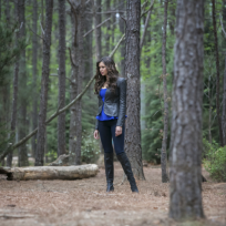 Katherine in the Woods