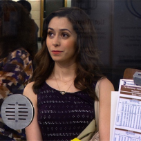 Cristin milioti as the mother