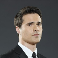 Brett Dalton as Agent Grant Ward