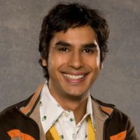 Kunal Nayyar as Rajesh Koothrappali