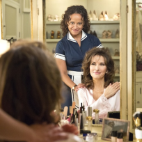 Judy reyes and susan lucci on devious maids