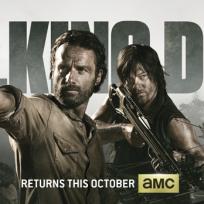 Walking Dead Comic-Con Poster