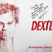 Dexter Comic-Con 2013 Poster