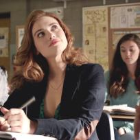 Lydia-at-school