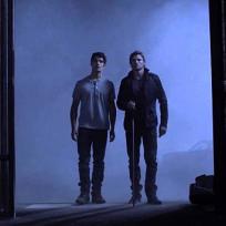 Teen wolf summer finale scene