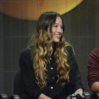 Sophie Lowe at TCA Press Tour