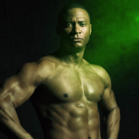 David Ramsey Shirtless