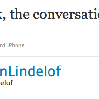 Damon tweet