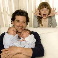 Patrick & Children