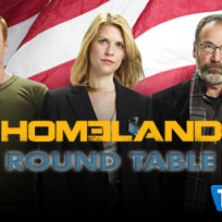 Homeland round table logo