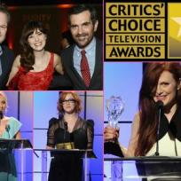 2012 critics choice television awards