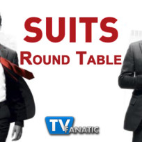 Suits round table logo