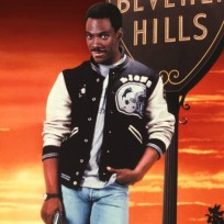 Who should play the son of Axel Foley?