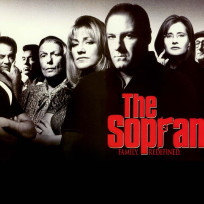 The sopranos logo