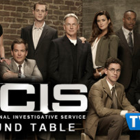 Ncis round table logo new