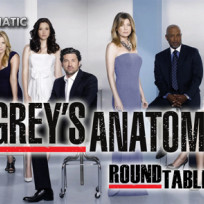 Greys anatomy round table logo 2011