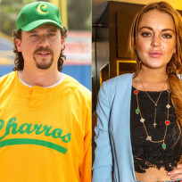 Lohan and danny mcbride