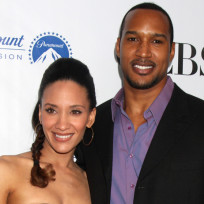 Henry simmons and sophina brown pic
