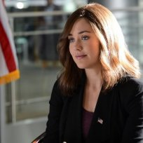 Megan boone on the blacklist