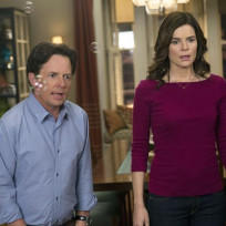 Michael j fox and betsy brandt
