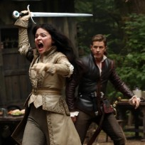 Ginnifer Goodwin and Josh Dallas Photo
