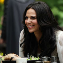Lana Parrilla on OUAT