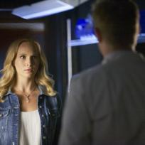 Caroline vs. The Doctor