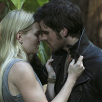 Hook and emma grow closer