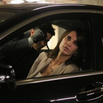 Dead Woman in the Car