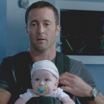 Mcgarrett-with-a-baby