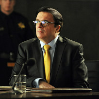 Nathan lane as clarke hayden