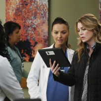 Showing Meredith