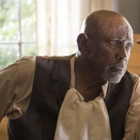 Louis gossett jr on boardwalk empire