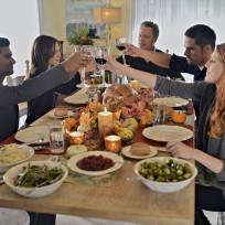 Cat's Family Thanksgiving