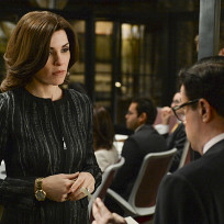 How would you grade The Good Wife Season 5 at its halfway point?