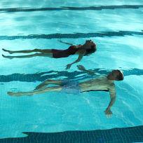 Margaret and austin float
