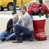 Deeks and the senator