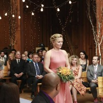 Arizona Walks Down the Aisle
